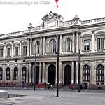 Ex Congreso Nacional, Santiago de Chile, septiembre 2017