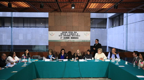 Comisión Especial para Impulsar Estudiantes de Altas Capacidades Intelectuales 13/sep/17