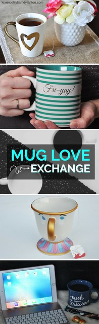 Mug Love Exchange + Giveaway Sign Up  OPEN NOW