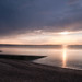 'Sunset over Sheppey,' Whitstable, Kent