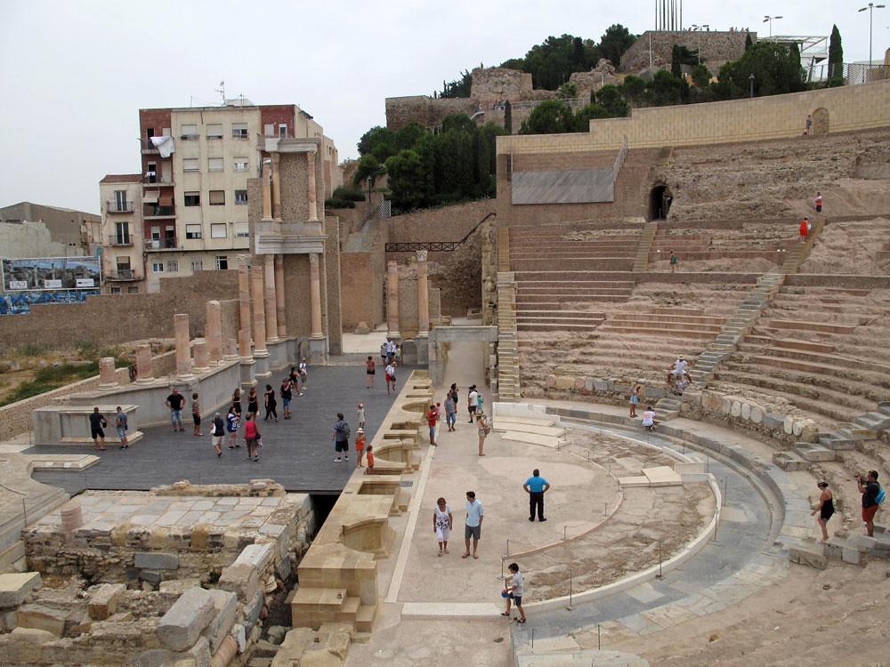museo teatro cartagena_patrimonio_rafael moneo_intervención_premio europa nostra