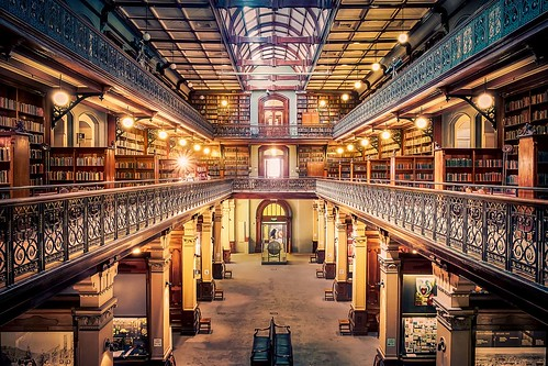 Mortlock Library