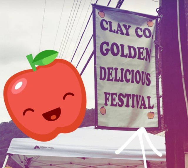Golden Delicious Apple Festival