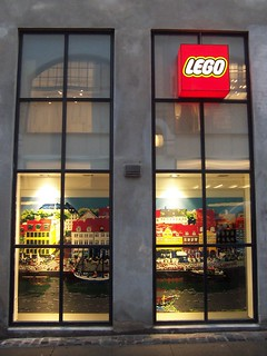 Denmark is the land of Lego