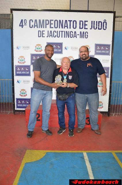 Pódios das associações 4º Torneio de judô de Jacutinga 17.09.2017