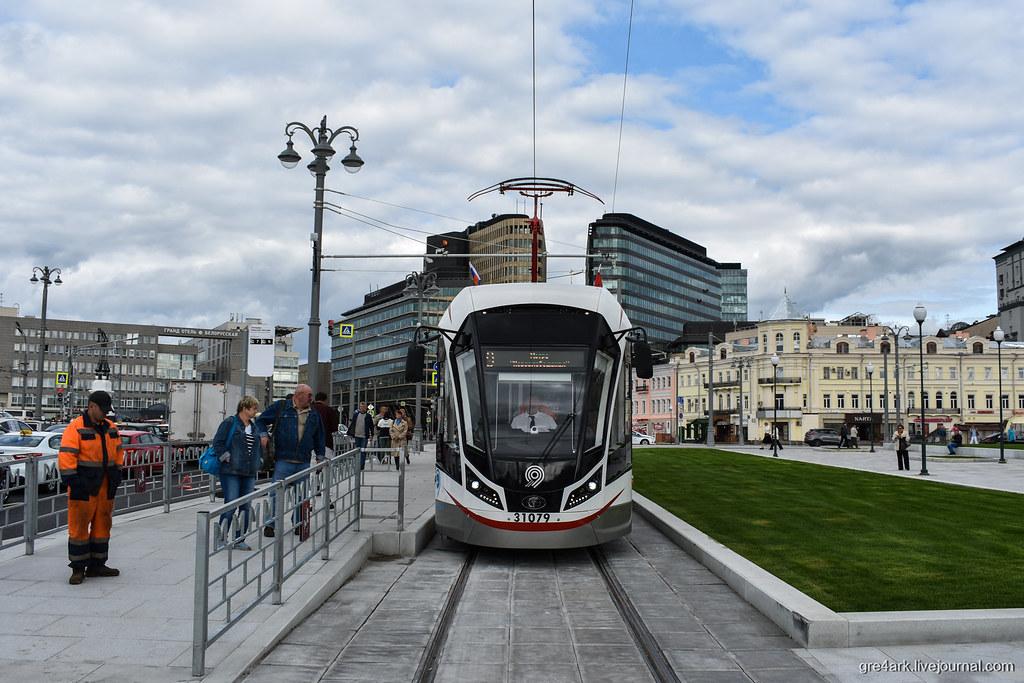 Новая площадь Киевского вокзала