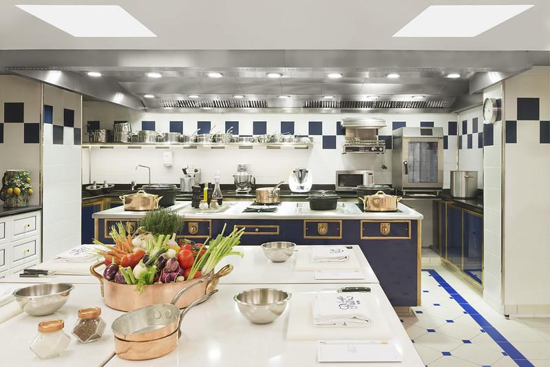 Ecole Ritz Escoffier_Cuisine principale © Vincent Leroux (1)
