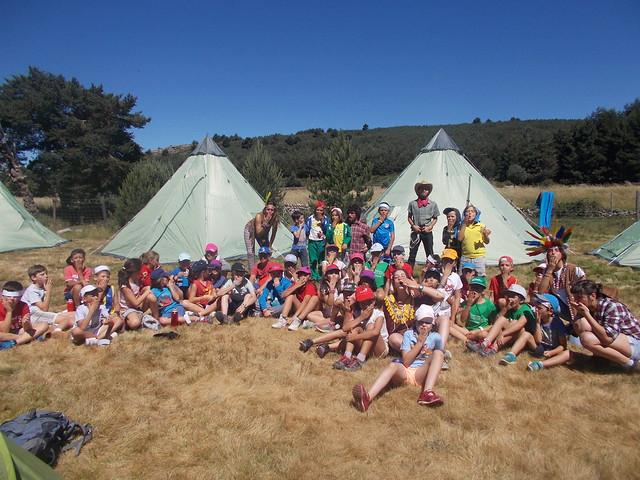 Navatormes English Camp - Actividades