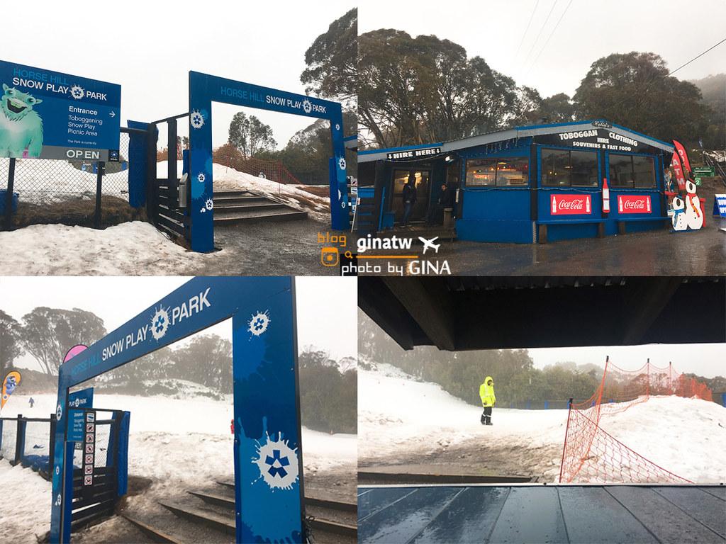墨爾本滑雪賞雪》Mt. Buller 布勒山滑雪體驗 居然也可以看到雪! @Gina環球旅行生活