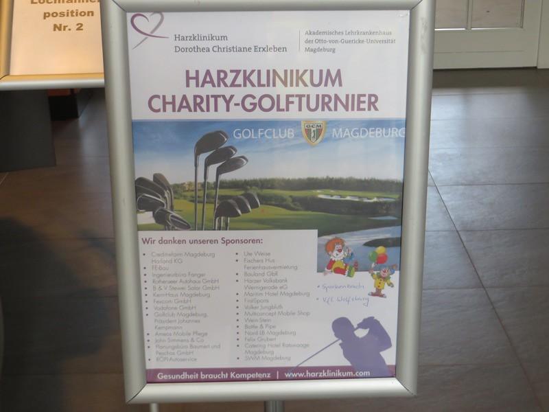 Harzklinikum Charity Turnier 26.08.2017