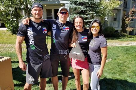 Český tým stříbrný na mistrovství světa ve Spartan Race