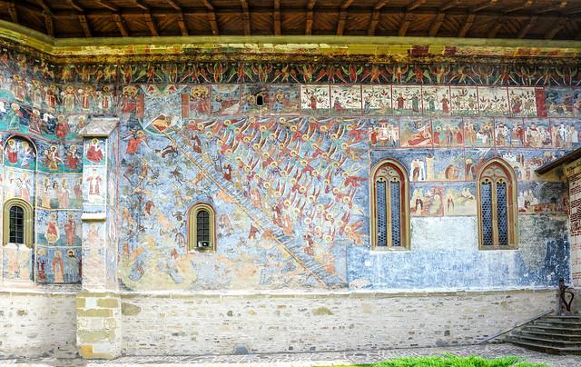 Sucevița Monastery - Suceava, Romania