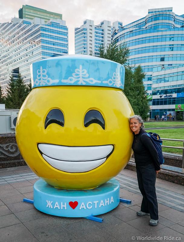 Kazakstan Astana-9