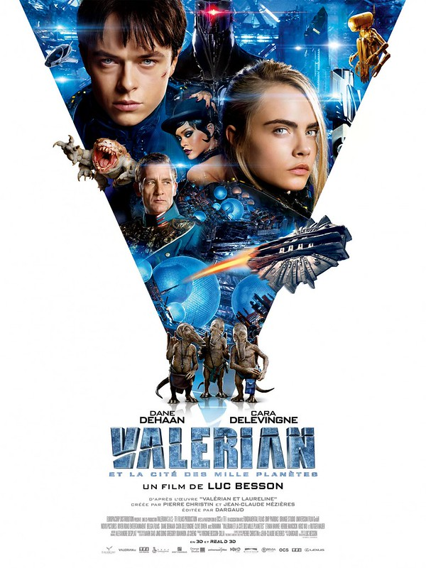Valerian and the City of a Thousand Planets - Poster 14