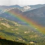 Mon, 08/07/2017 - 20:59 - Rocky Mountain National Park - Moraine Park Rainbow