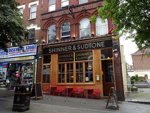 Shinner & Sudtone, Sutton, London SM1