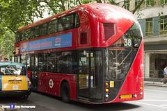 Wrightbus NRM NBFL - LTZ 1228 - LT228 - Victoria 38 - Arriva - London 2017 - Steven Gray - IMG_1124