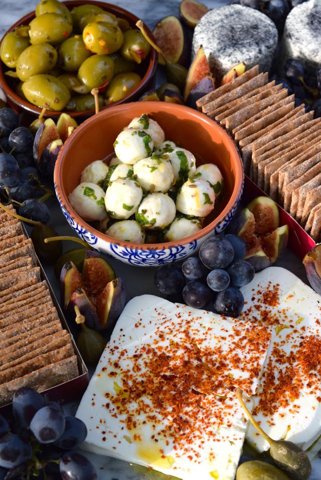 Late Summer Soft Cheese Form | www.rachelphipps.com @rachelphipps