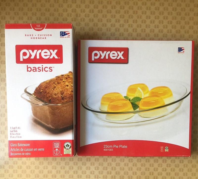 Pyrex set 1
