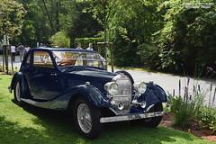 Bugatti Type 57 Sports Saloon