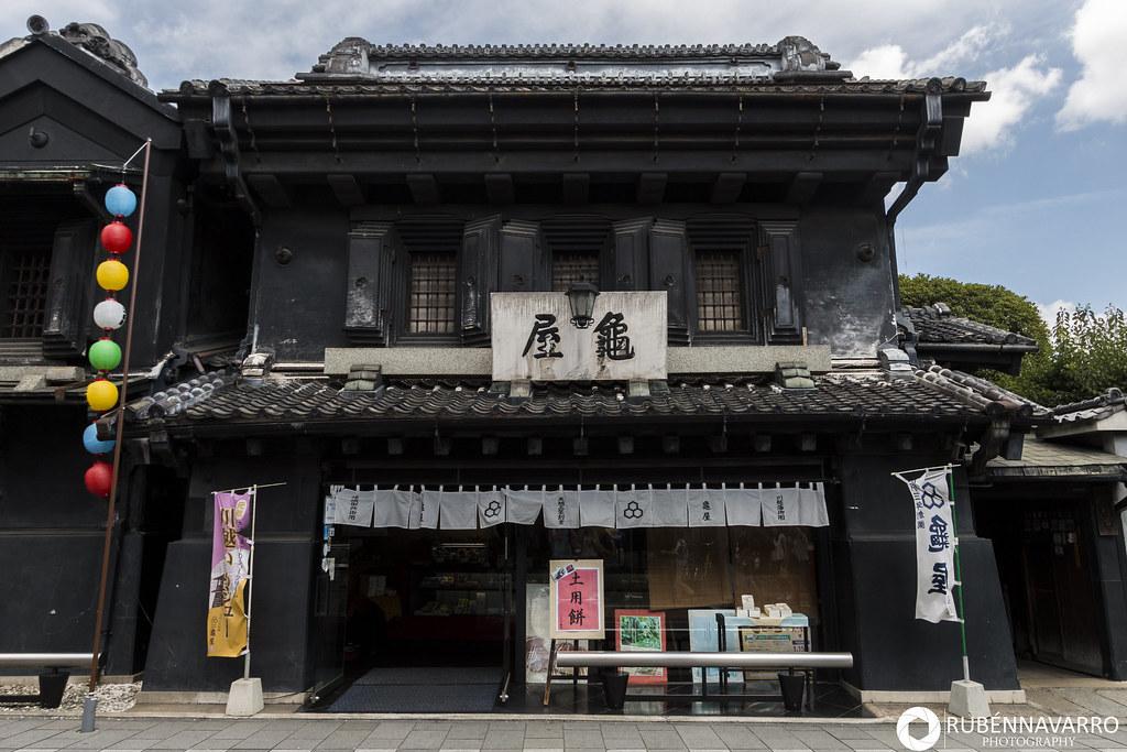 Qué ver en Kawagoe. Excursión desde Tokio