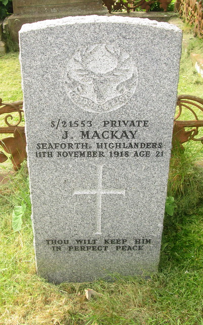 War Grave, Kirkwall