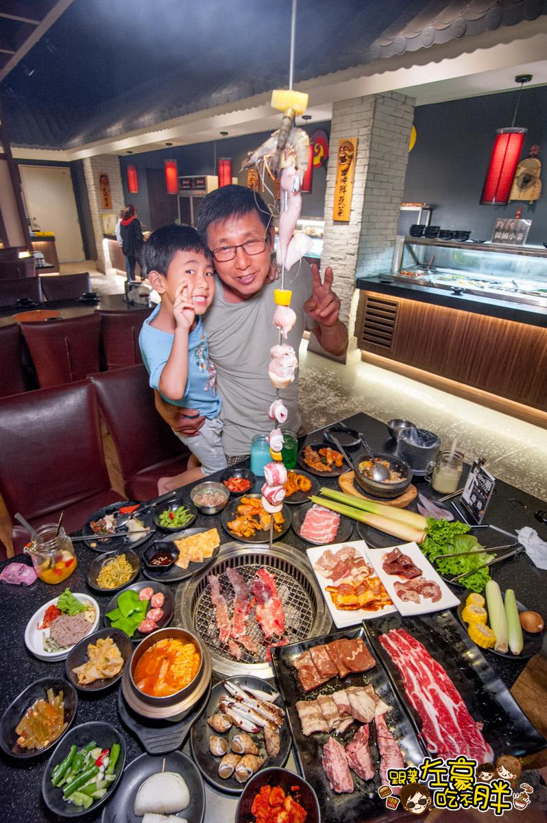 東大門韓式燒烤暢食料理館-80