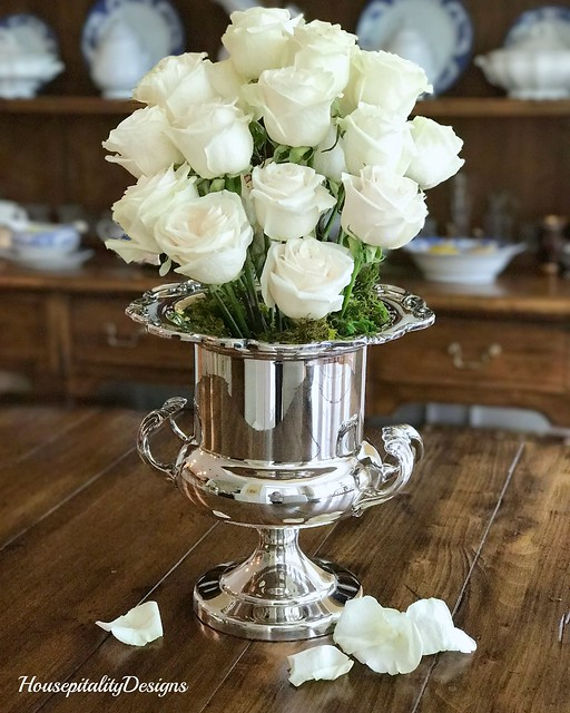 White Roses-Housepitality Designs