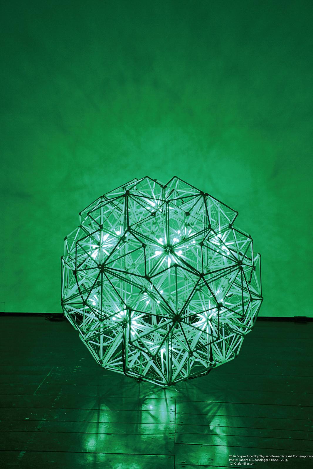 オラファー・エリアソン「Green light─アーティスティック・ワークショップ」