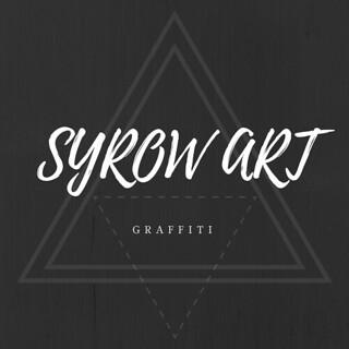 Syrow art logo 2