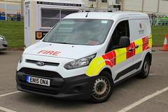 North Yorkshire Fire And Rescue Service Ford Transit Connect Unknown Role