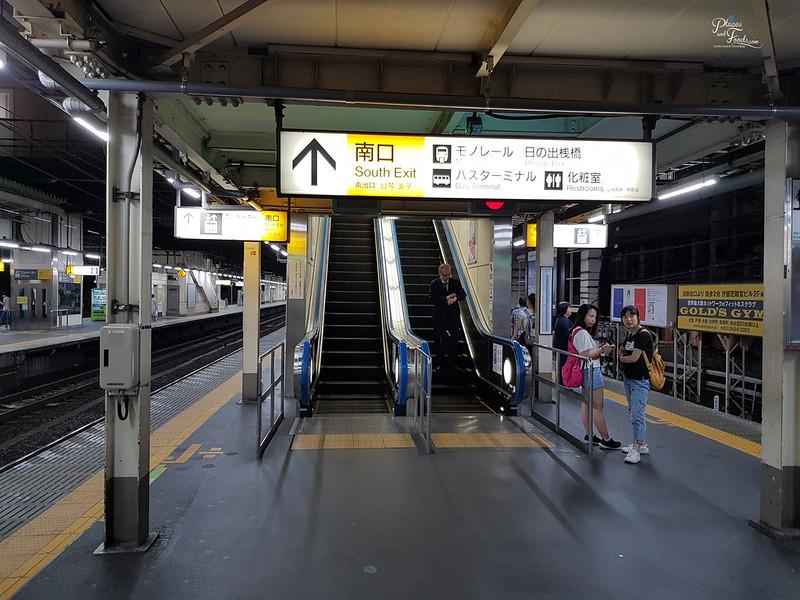 yamanote train station