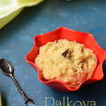 Traditional palkova recipe