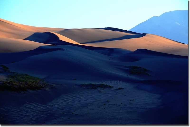 Sunrise at Great Sand Dunes National Park (7)