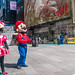 Minnie and Mario