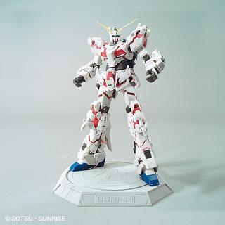 【更新商品資訊】RG 1/144《機動戰士鋼彈UC》RX-0 獨角獸鋼彈 Ver. TWC 【鋼彈東京基地限定】