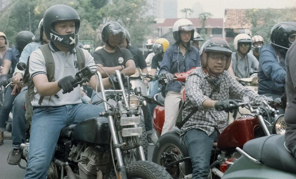 Wrangler's Retro Glory Ride 2017