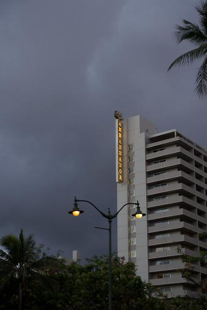 The Ambassador Hotel, Waikiki