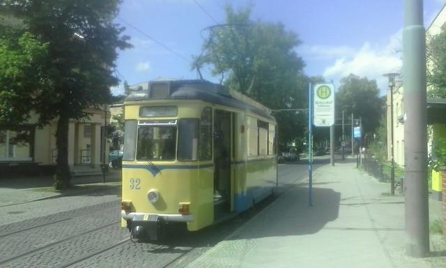 Straßenbahn Woltersdorf