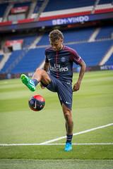 Neymar Jr Presentation   Press Conference for PSG (04/08/2017)