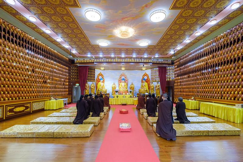 Longquan Tempel van Groot Mededogen
