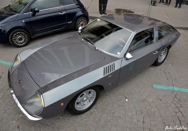 1966 Lamborghini 4000 GT, Nikon D610, AF-S Zoom-Nikkor 24-70mm f/2.8G ED