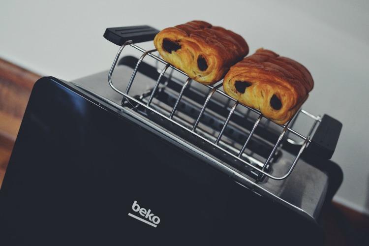 Beko toaster pastries