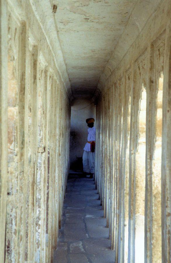 062-1PaleisDerWindenJaipurIndia1995HawaMahal