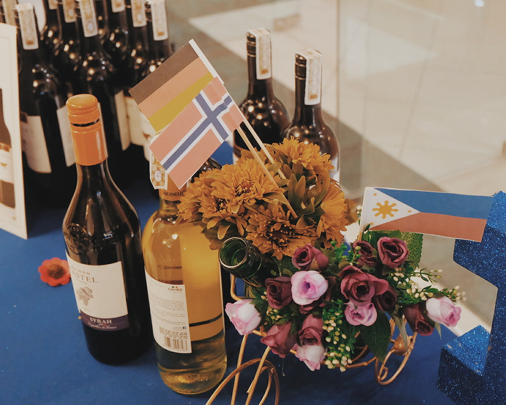 Fil-Global Immigration Services Wine and Cheese Night