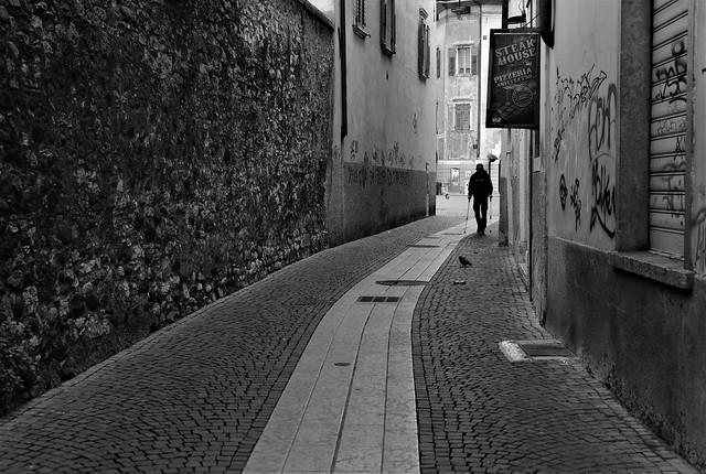 Street of Trento