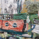 fragmented narrowboat