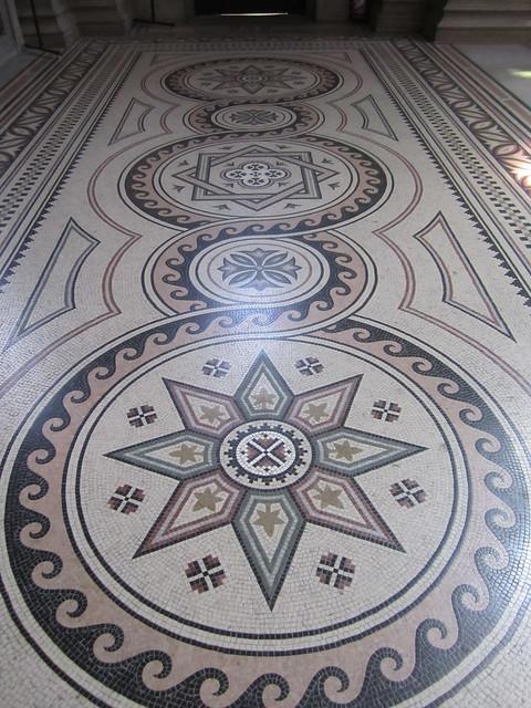 Mosaics in Marseille, Canon IXUS 130