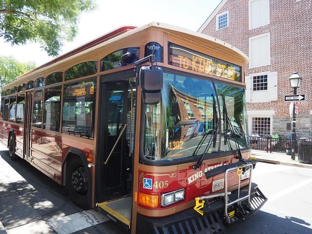 月, 2017-06-26 10:30 - Alexandria無料シャトルバス