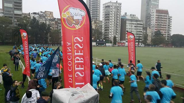 Desarrollo de la maratón